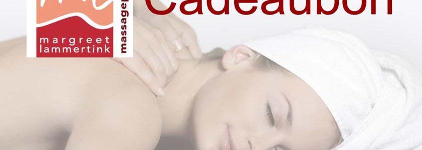 De massage Cadeaubon